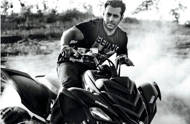 Salman Khan Filmfare June 2012 Magazine Stills