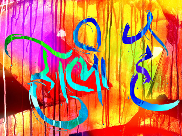 Happy Holi Hindi Wallpapers