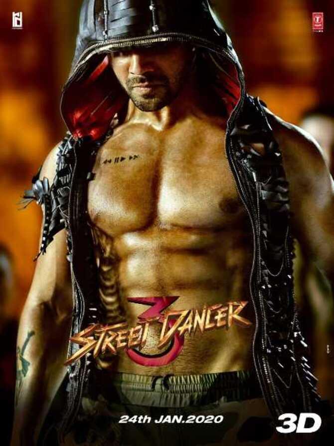 Varun Dhawan Street Dancer 3D Movie photo  11