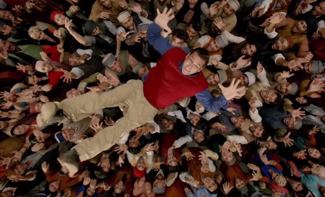 Salman Khan Tubelight Movie Photos  7
