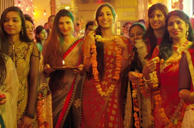 Zoya Hussain M ukkabaaz Movie Photos  8
