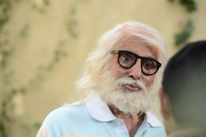 Amitabh Bachchan 102 Not Out Movie Stills  2