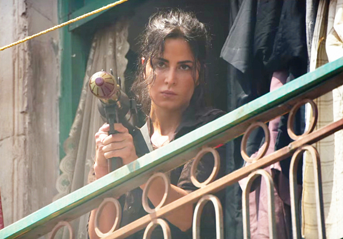 Katrina Kaif Tiger Zinda Hai Movie Stills  35