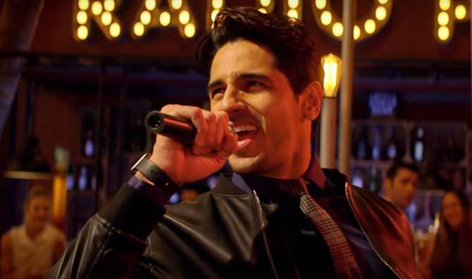 Sidharth Malhotra A Gentleman Movie Song Pic  2