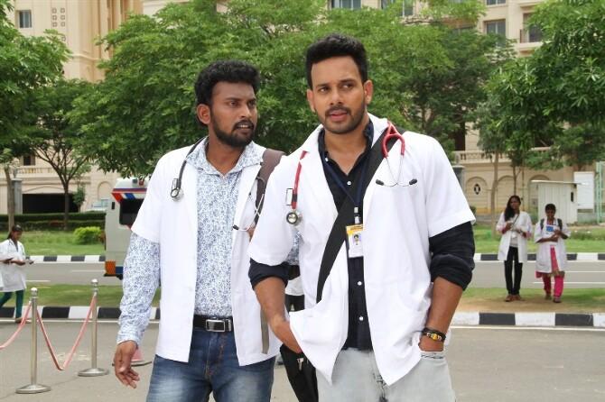 Pottu Tamil Movie Photos