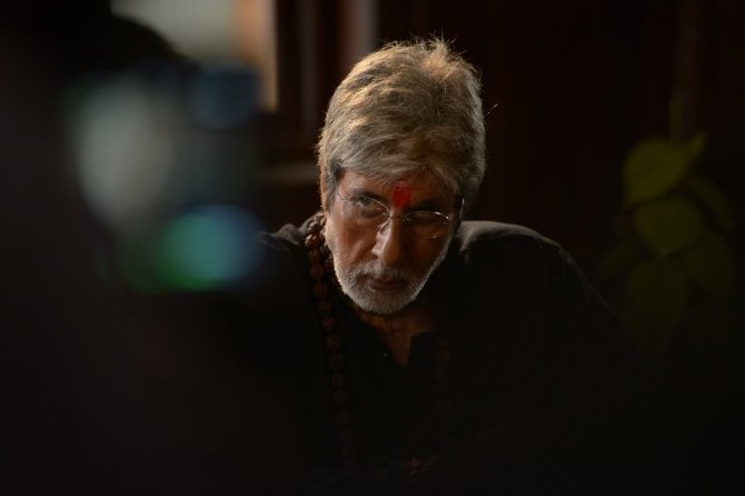 Amitabh Bachchan Sarkar 3 film Photo