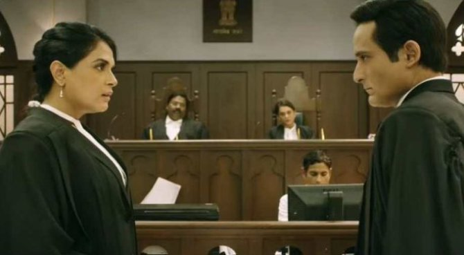 Richa Chadha   Akshaye Khanna starrer Section 375 Hindi Movie photos  1