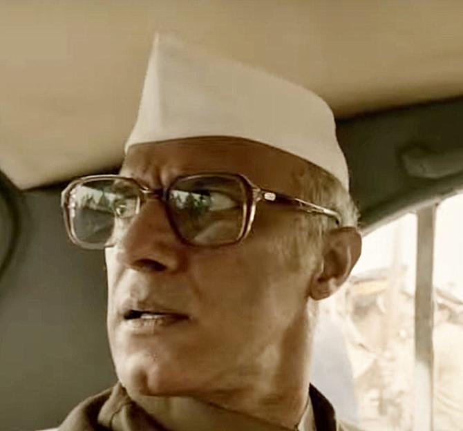 Thackeray Movie Photos  13