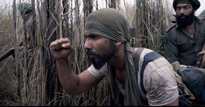 Shahid Kapoor Rangoon Movie Stills  2