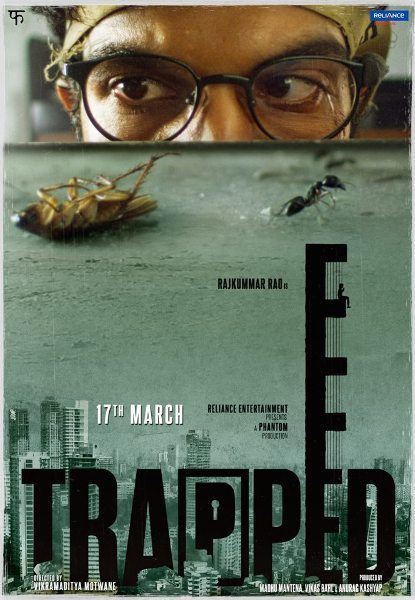 Trapped Movie Poster First Look