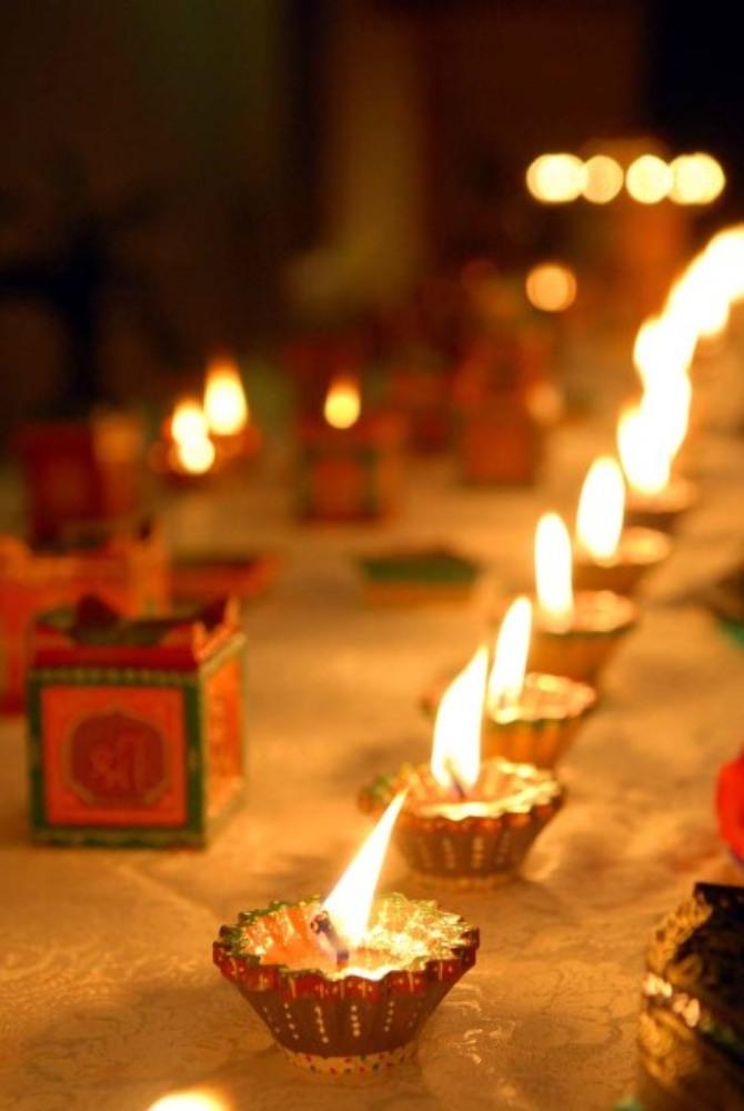 Diwali Diyas Images : diwali 2012 on Rediff Pages