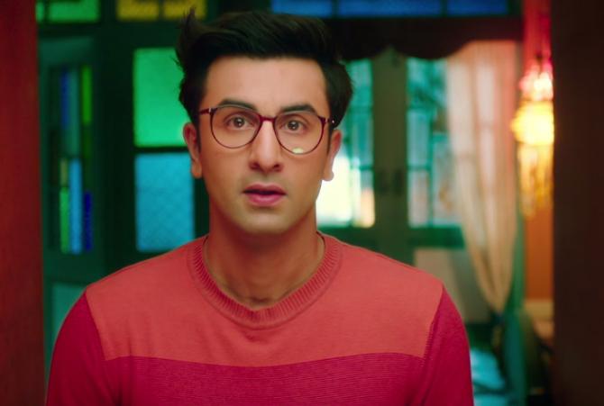 Ranbir Kapoor Jagga Jasoos Movie Stills  19