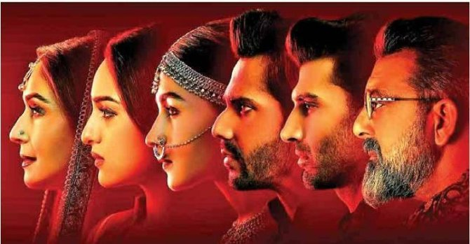 KALANK Film Poster First Look