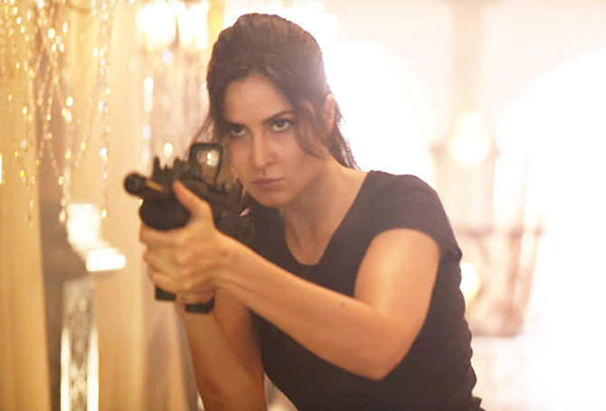 Katrina Kaif Tiger Zinda Hai Movie Stills  38