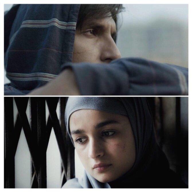 Alia Bhatt Ranveer Singh Gully Boy Movie First Look