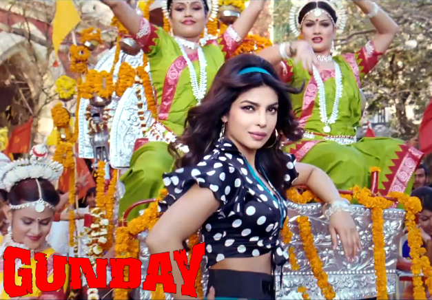 Priyanka Chopra Gunday Movie Song Photo