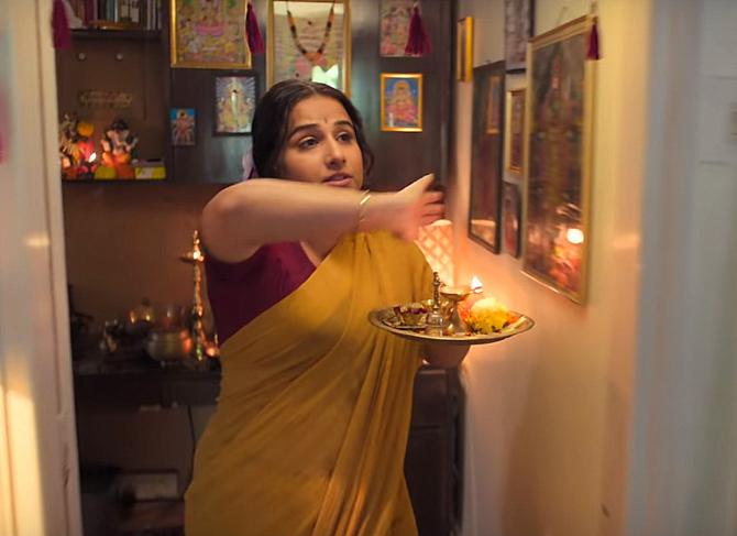 Vidya Balan starrer Mission Mangal Movie Photos  12