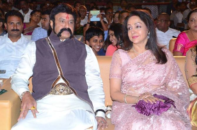 Gautamiputra Satakarni music launch   118