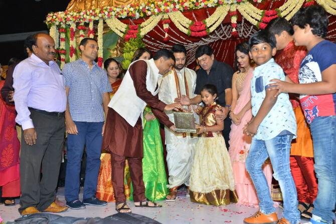 Srinivasa Kalyanam Movie Audio Launch  35