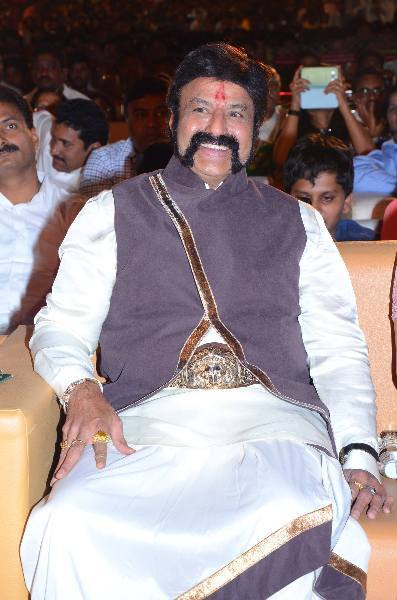 Gautamiputra Satakarni music launch   119
