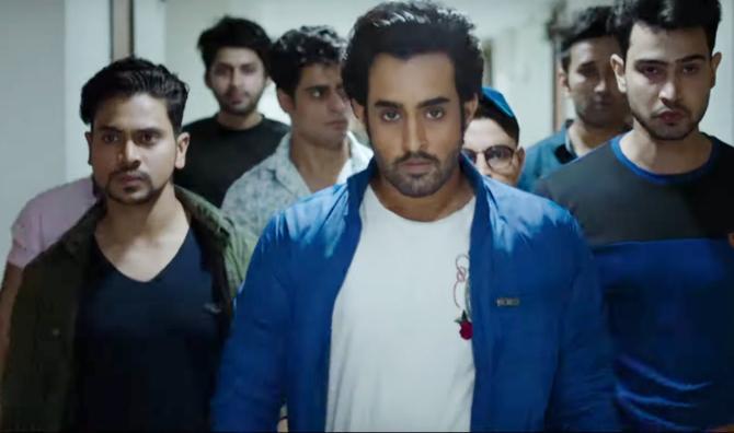 Satyajeet Dubey Prassthanam Hndi Movie   21