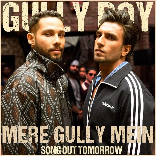 Gully Boy New Song Poster