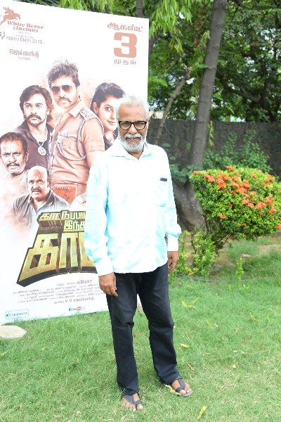 Kattu Paya Sir Intha Kaali Tamil Movie Press Meet  20