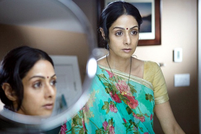 Sridevi English Vinglish Film Pic