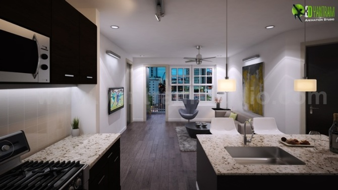 The Best and Worst Living and Kitchen Interior Design For Home