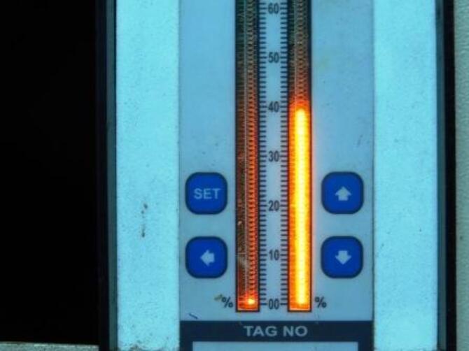 Boiler Water Level Indicator