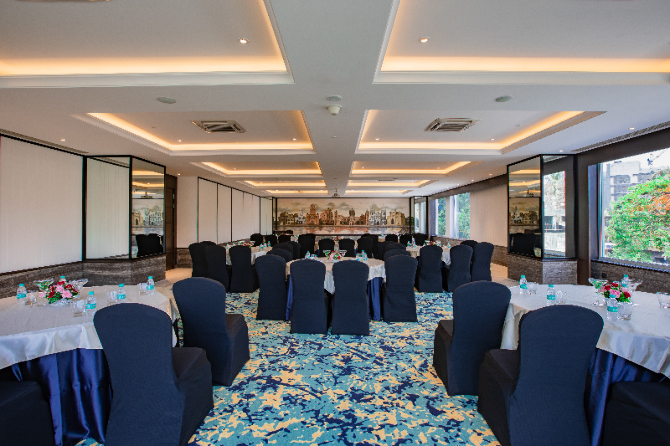 Tangerine Conference Hall