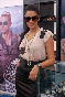 Neha Dhupia at the Poilce Glares new collection