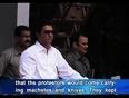 Raj Thackeray holds march against Mumbai violence