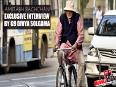 Amitabh Bachchan On RIDING CYCLE On Streets Of Kolkatta