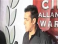 Salman Khan at CID Gallantry Awards