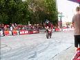 Biker Impressive Maneuvers